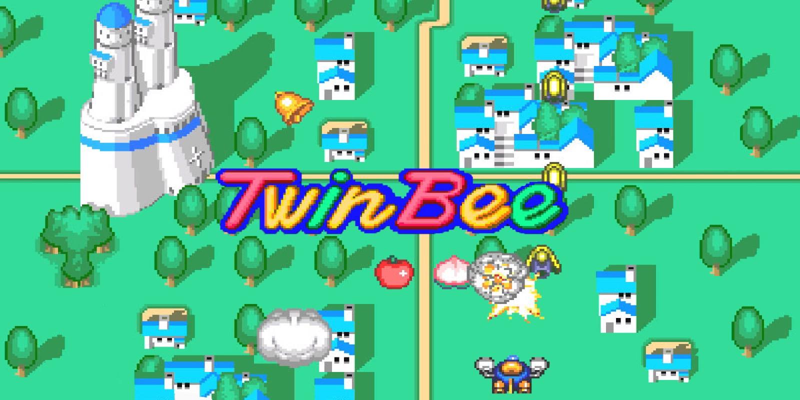 Detana twinbee pc engine | Blog